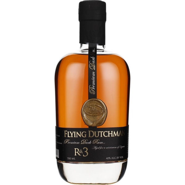 Zuidam Flying Dutchman Dark Rum No.3 70CL