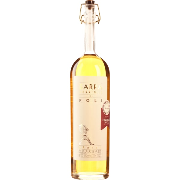 Sarpa Barrique di Poli Grappa 70CL