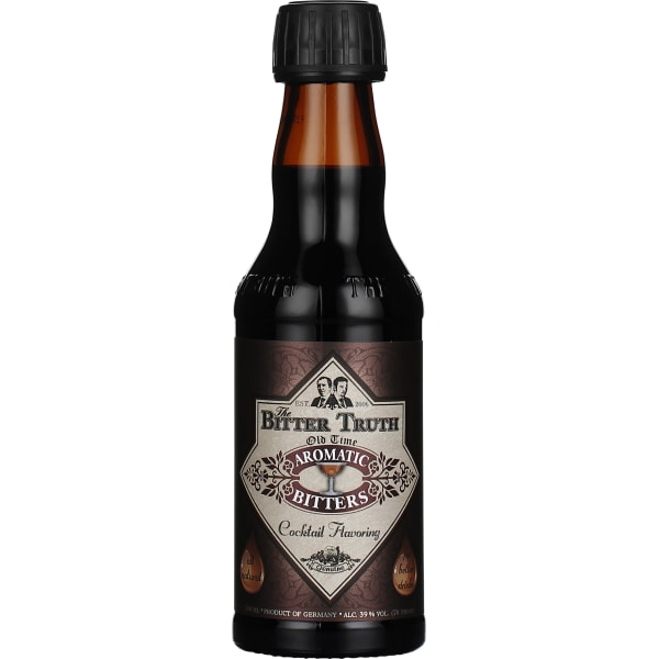 The Bitter Truth Old Time Aromatic Bitters 20CL