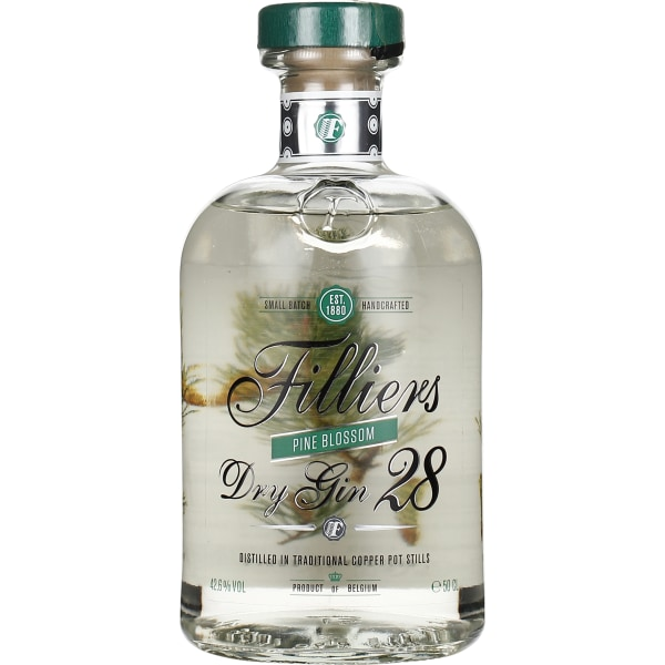 Filliers 28 Pine Blossom Dry Gin 50CL