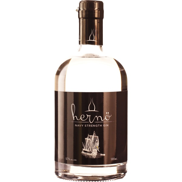 Herno Navy Strength Gin 50CL