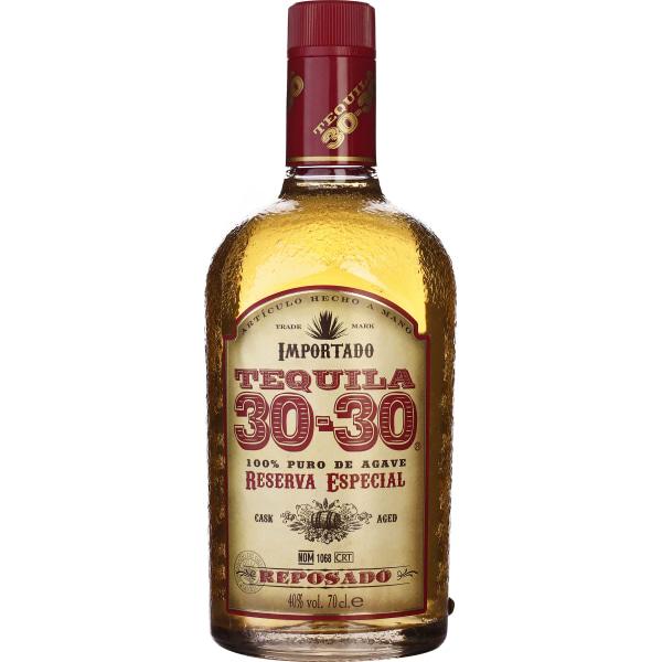 30-30 Reposado Tequila 70CL