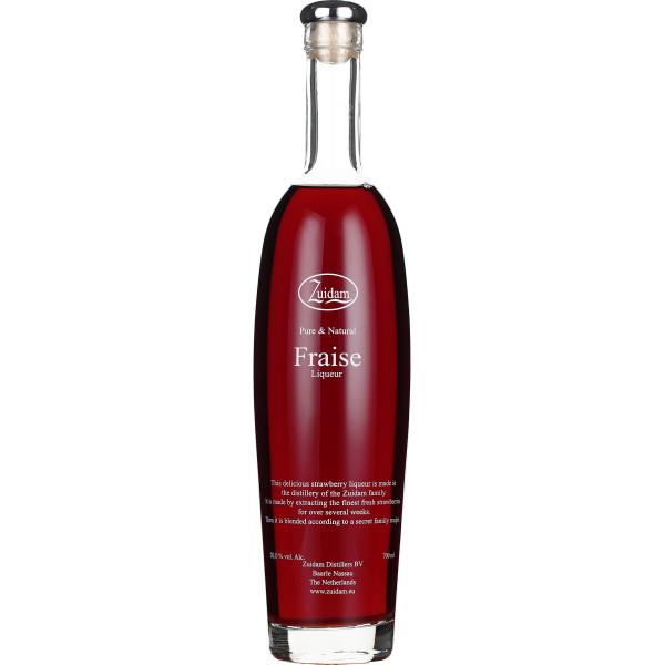 Zuidam Fraise Liqueur 70CL