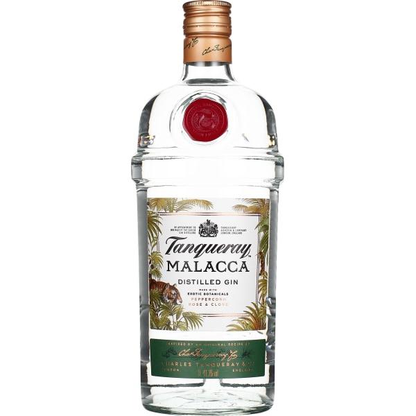 Tanqueray Malacca Gin 1LTR