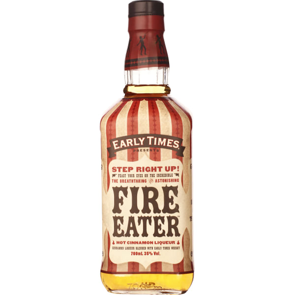 Early Times Fire Eater 70CL