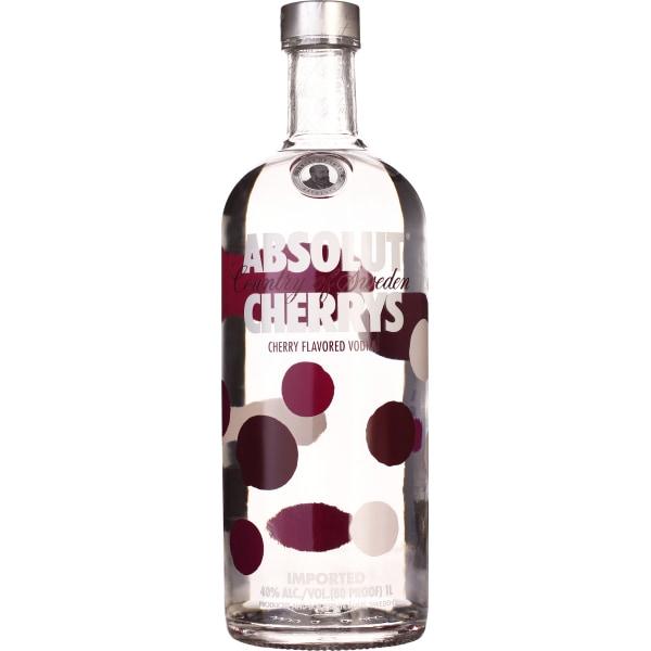 Absolut Cherry 1LTR
