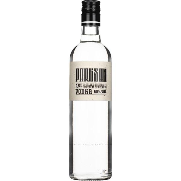 Partisan 50% Vodka 50CL