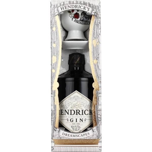Hendricks Gin Dreamscapes Tea Party Giftset 70CL