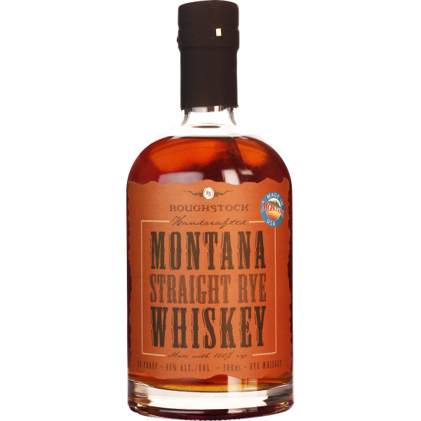 Roughstock Montana Straight Rye 70CL
