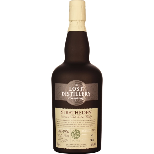 The Lost Distillery Stratheden Archivist Collection 70CL
