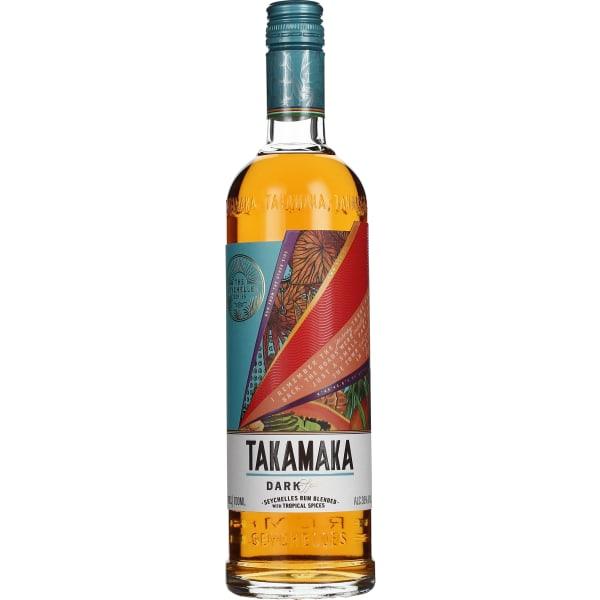 Takamaka Spiced Rum 70CL