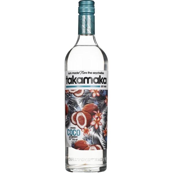 Takamaka Coco Rum Liqueur 70CL