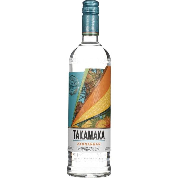 Takamaka Pineapple Rum Liqueur 70CL