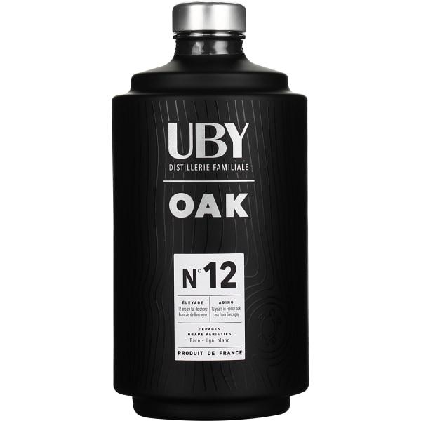 UBY Oak 12 years Armagnac 70CL