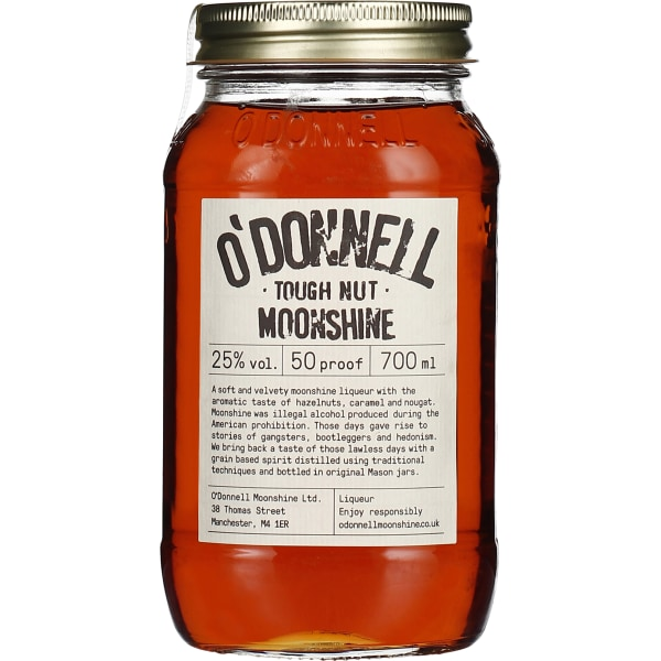 ODonnell Tough Nut Moonshine 70CL