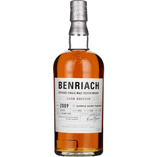 Benriach 11 years 2009 Oloroso Puncheon Cask 70CL