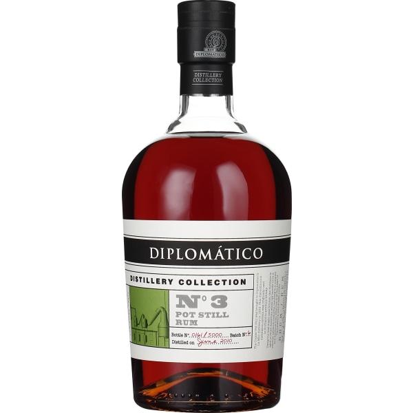 Diplomatico Single Pot Still 70CL