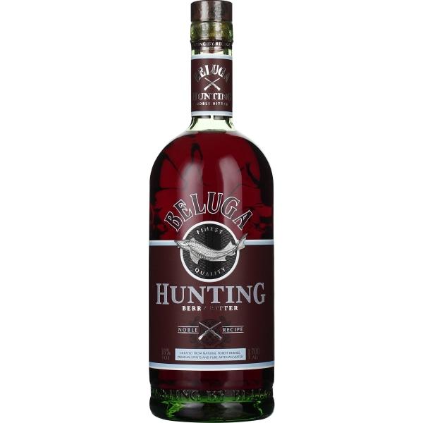 Beluga Vodka Hunting Berry Bitter 70CL