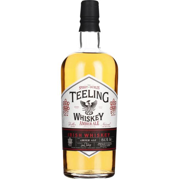 Teeling Amber Ale Cask Finish 70CL