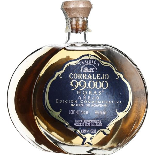 Corralejo Tequila 99,000 Horas Anejo 70CL