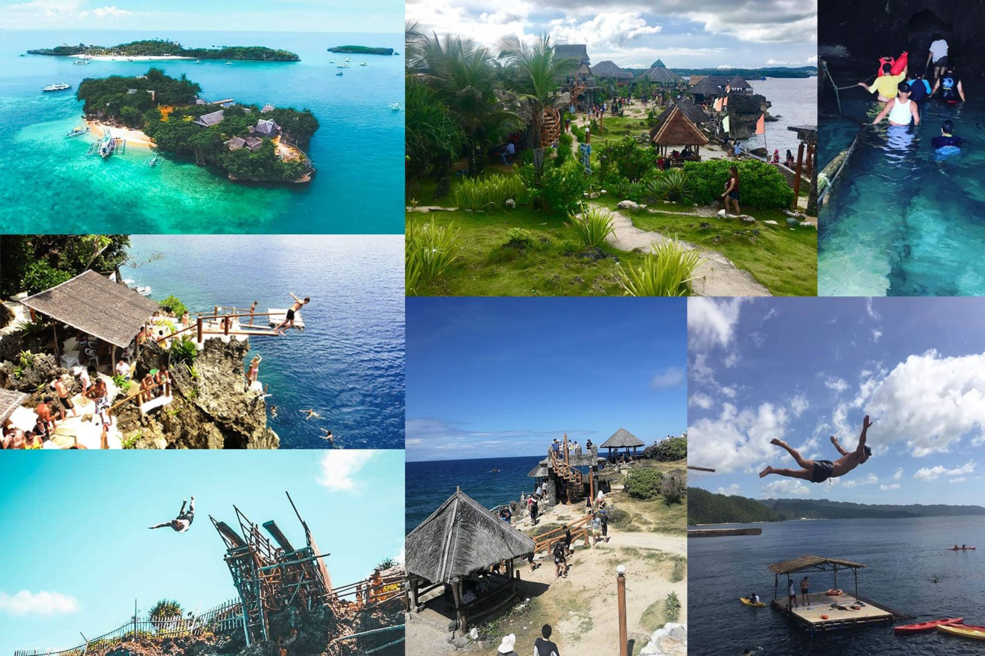 3 Must visit islands near Boracay