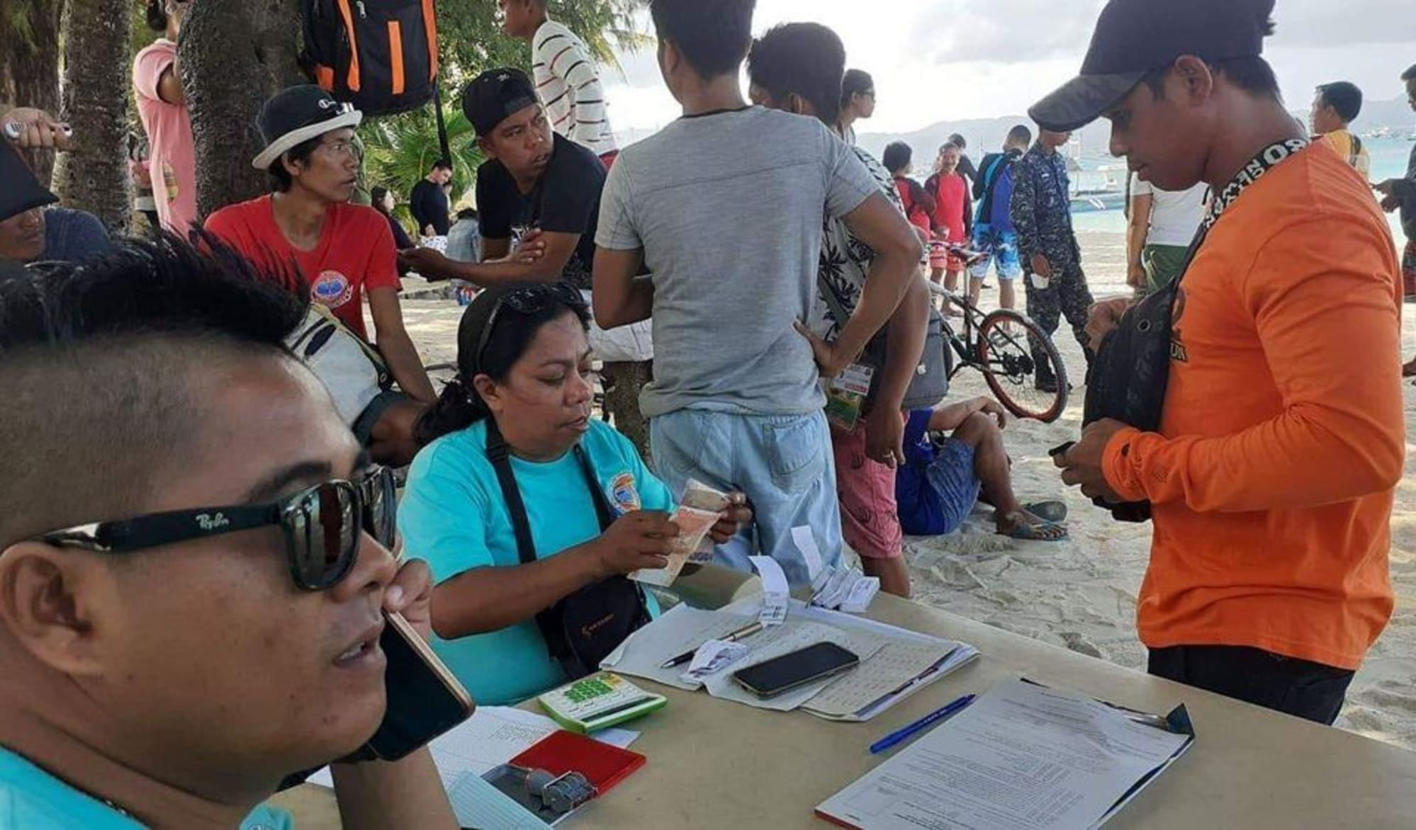 No collections were made for use of Boracay pontoons, Malay officials claim