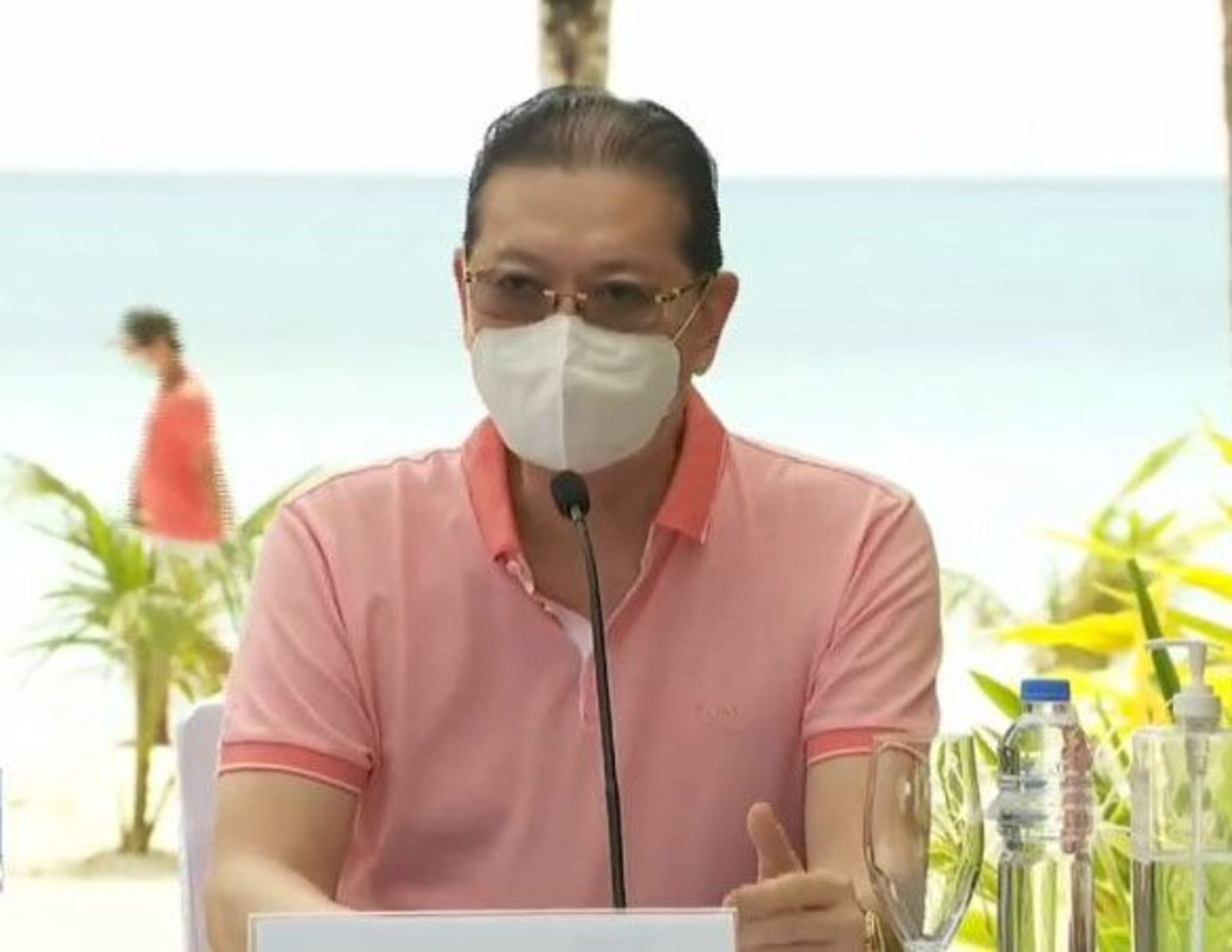 Boracay hotelier Henry Chusuey pushes for antigen test to unburden Boracay-bound tourists