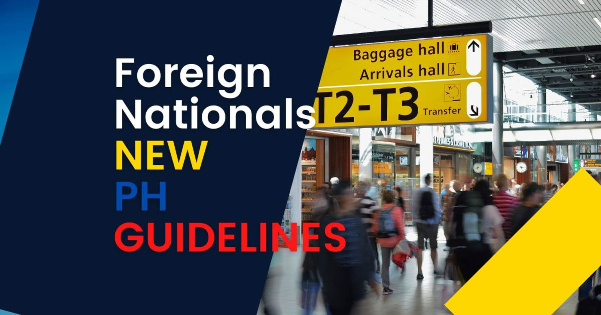 Qualifications of Foreign Nationals Arriving in PH