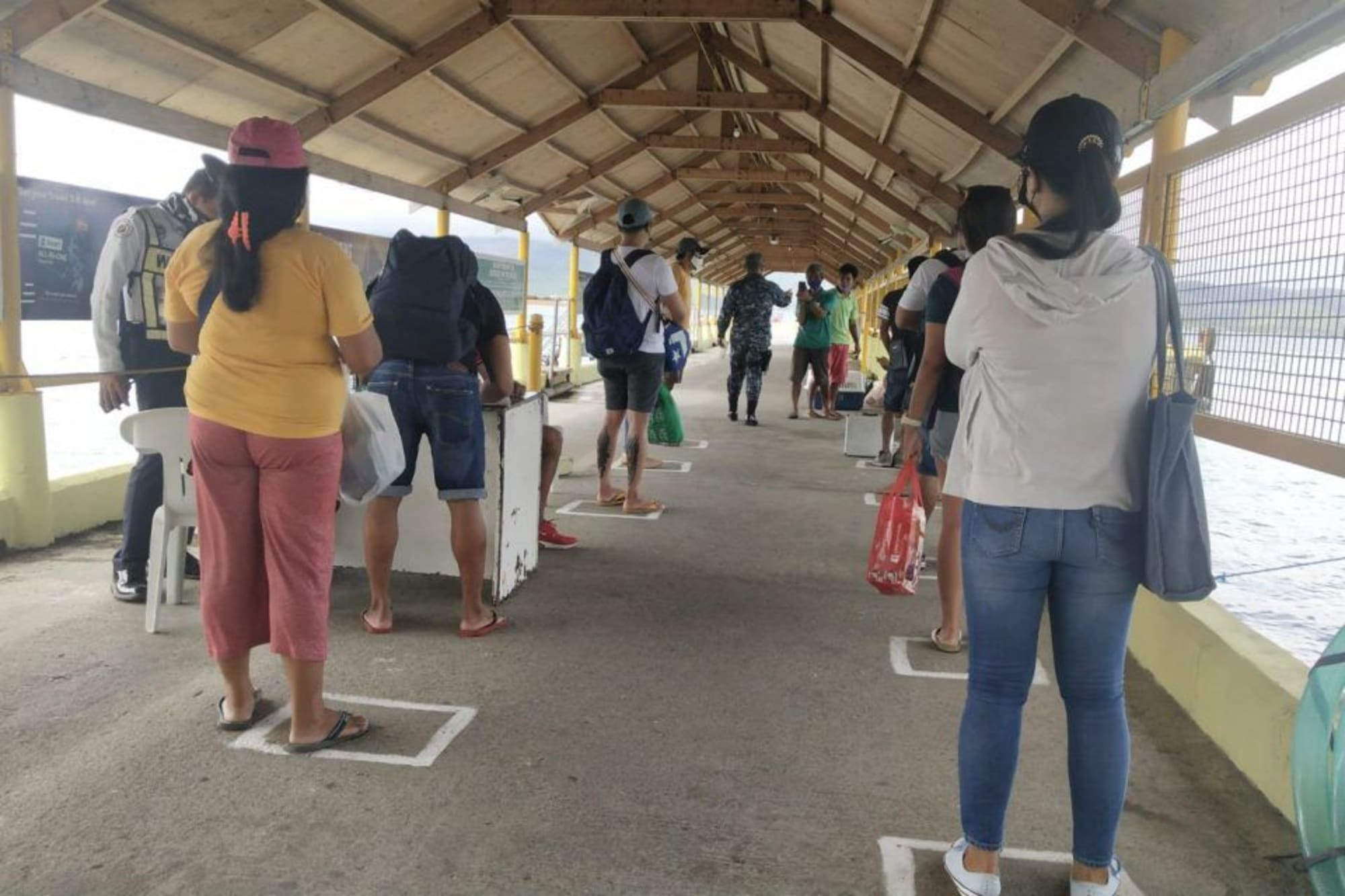 REQUIREMENTS FOR ALL WHO WILL ENTER AND LEAVE MALAY AND BORACAY ISLAND DURING GCQ