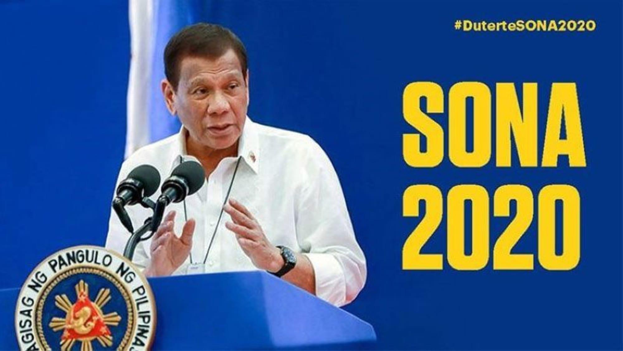 Duterte asks Congress to enact BIDA