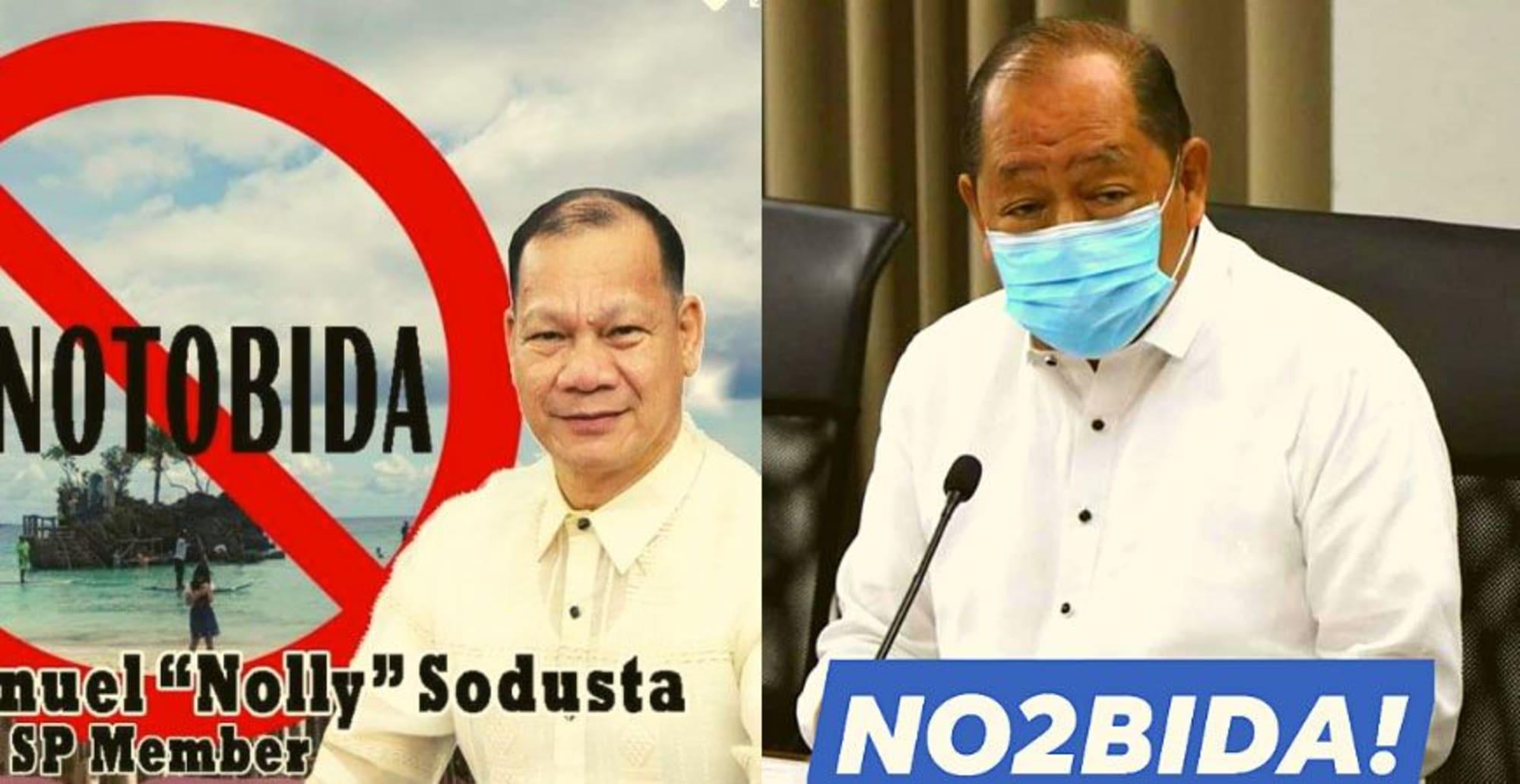 Aklan leaders defiant against Duterte's 'priority' BIDA Bill