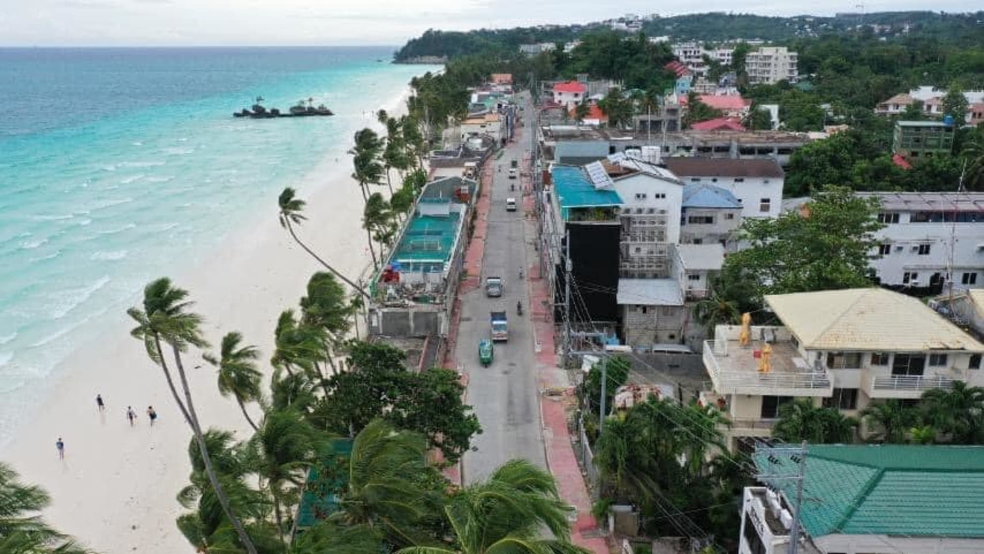 Boracay Phase 3 Road Project will Start by First Quarter of 2021