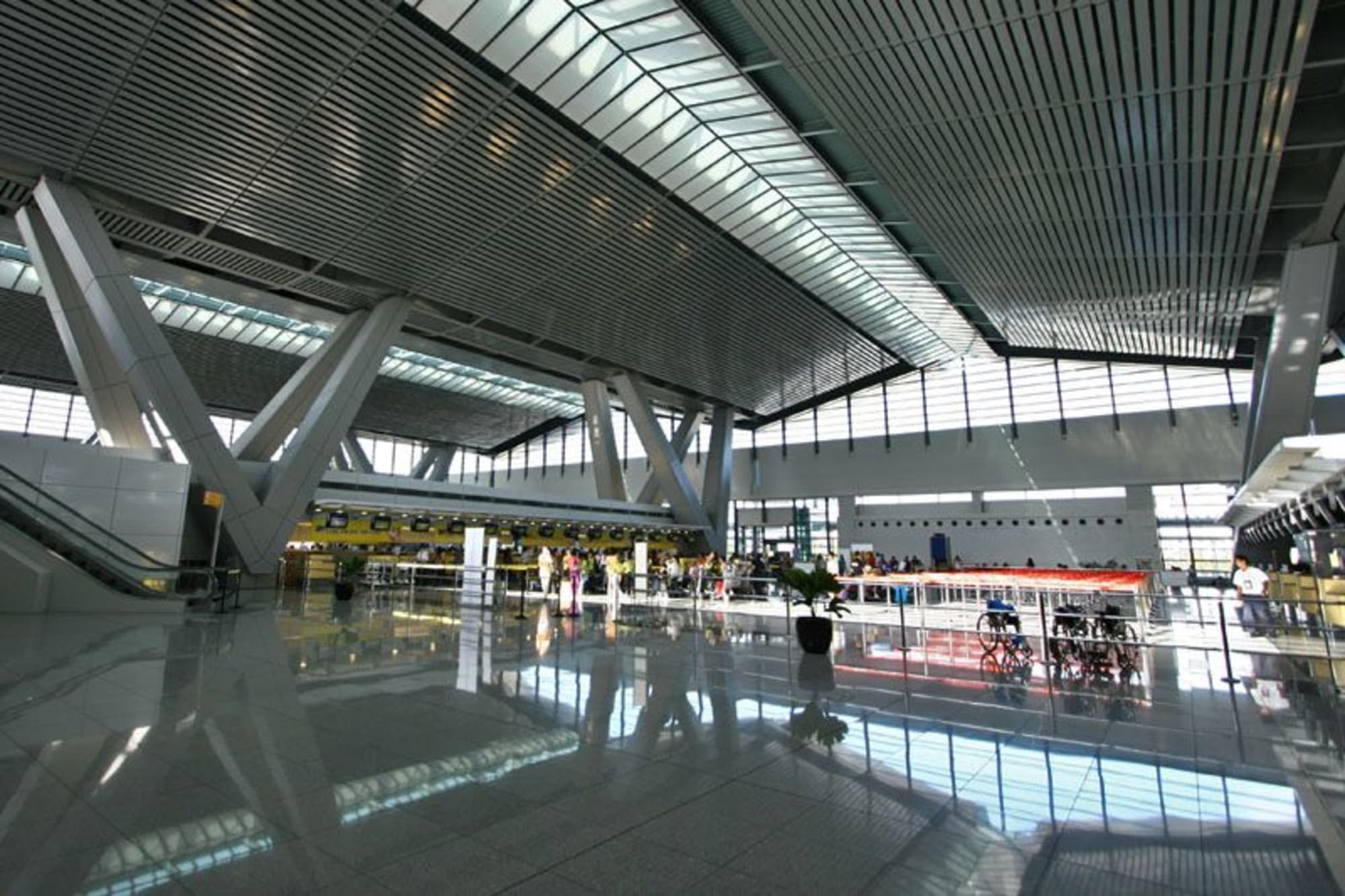 NAIA's latest infrastructure upgrade is now complete