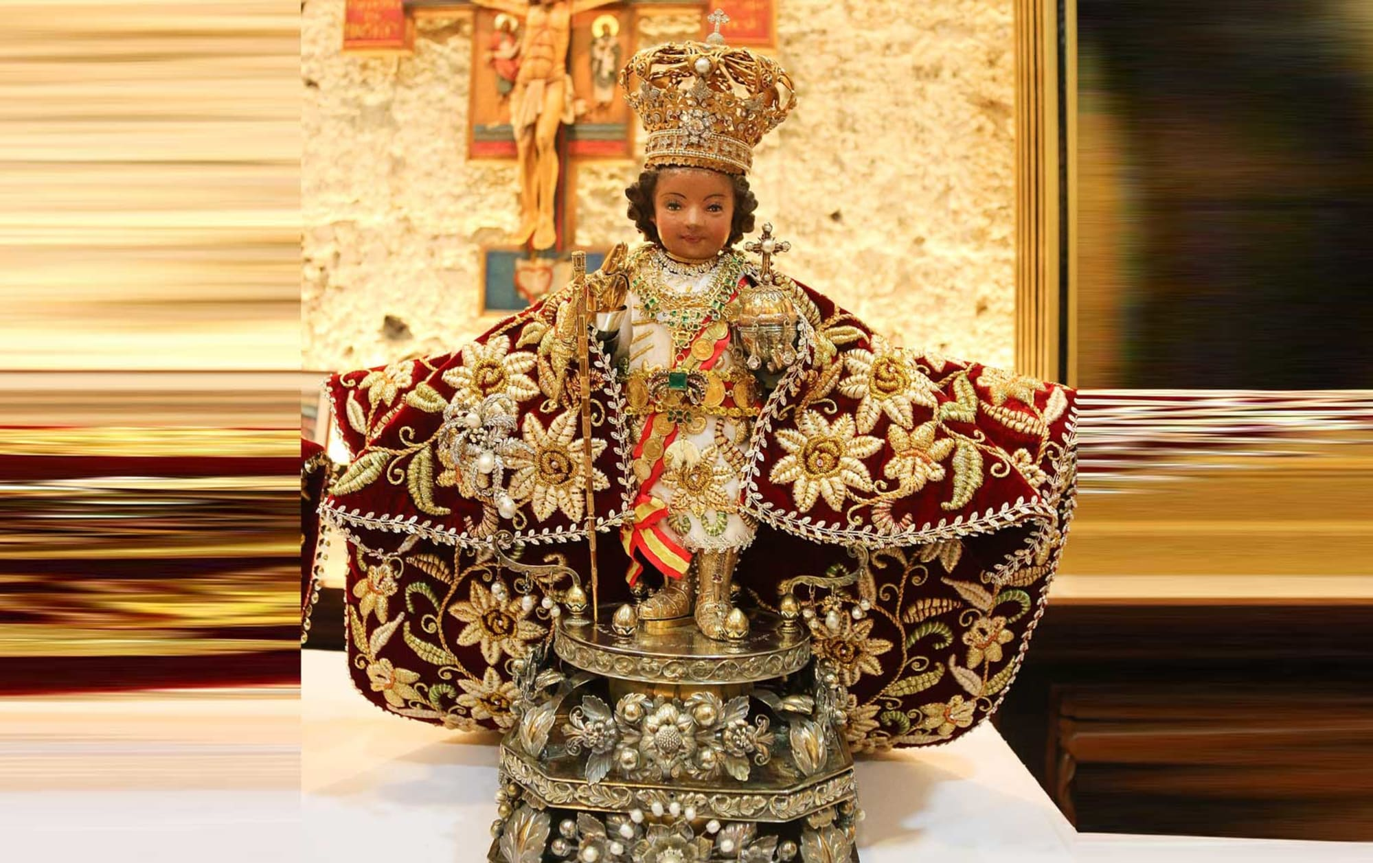 Basilica Minore del Sto. Niño de Cebu Church and the image of the Santo Niño de Cebu will be declare as National Cultural Treasures