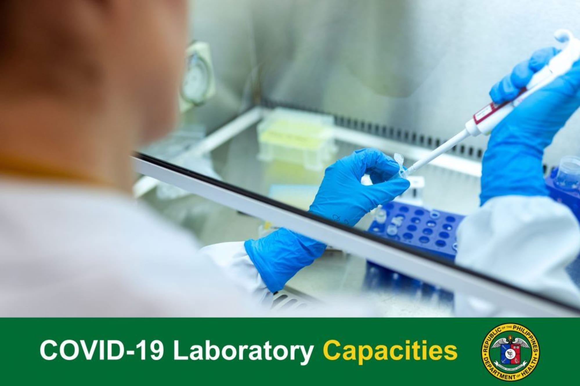 Know the Accreditation Status and COVID-19 Laboratory Capacities of Health Facilities in the Philippines as of April 2, 2020