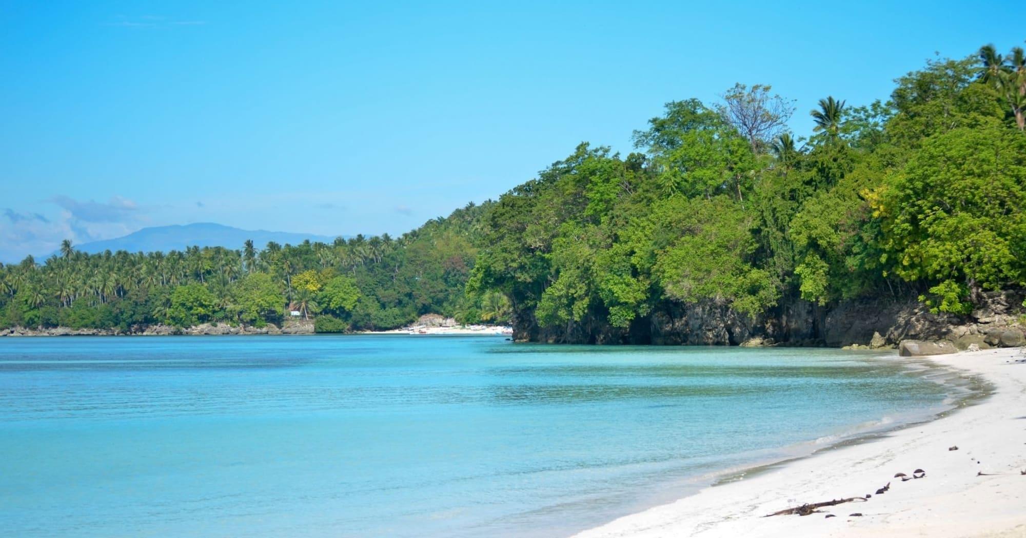 Mindanao's version of Boracay has opened its doors to local tourists
