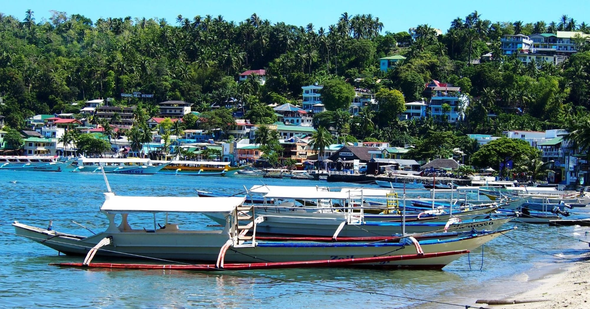 Oriental Mindoro closed its doors to tourists coming from the NCR Plus Bubble