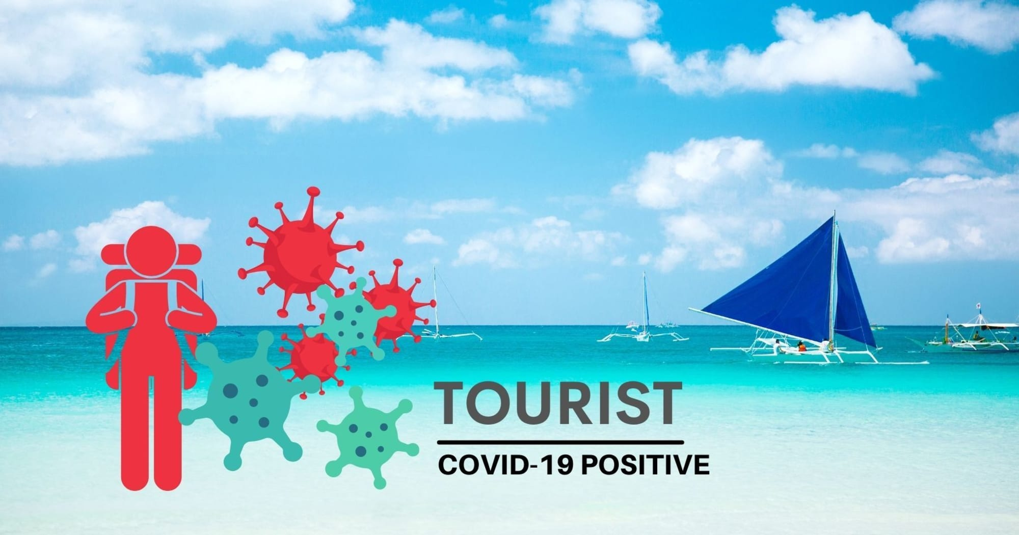 Tourist coming from Boracay, Came Back COVID-19 Positive