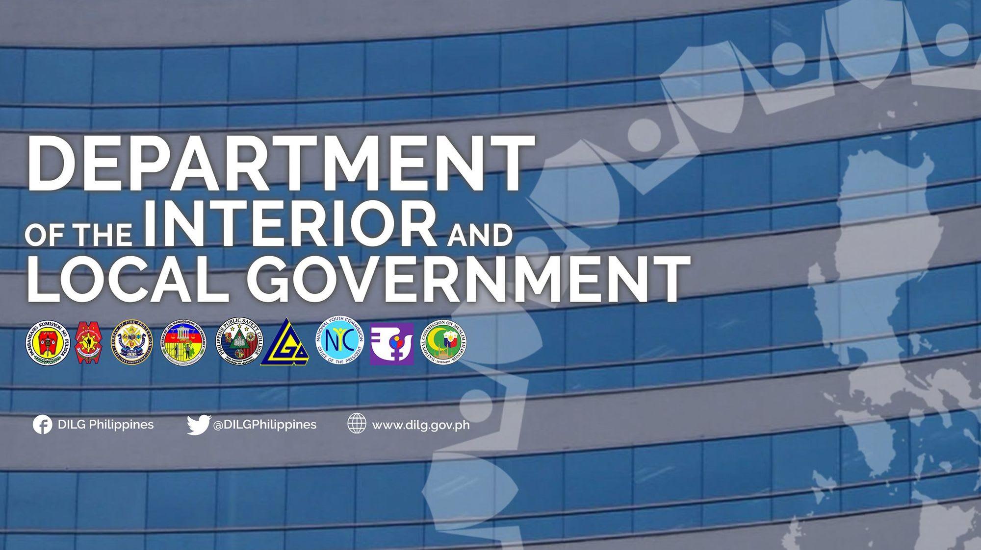 DILG will issue a Memorandum Circular to those non-compliant LGUs