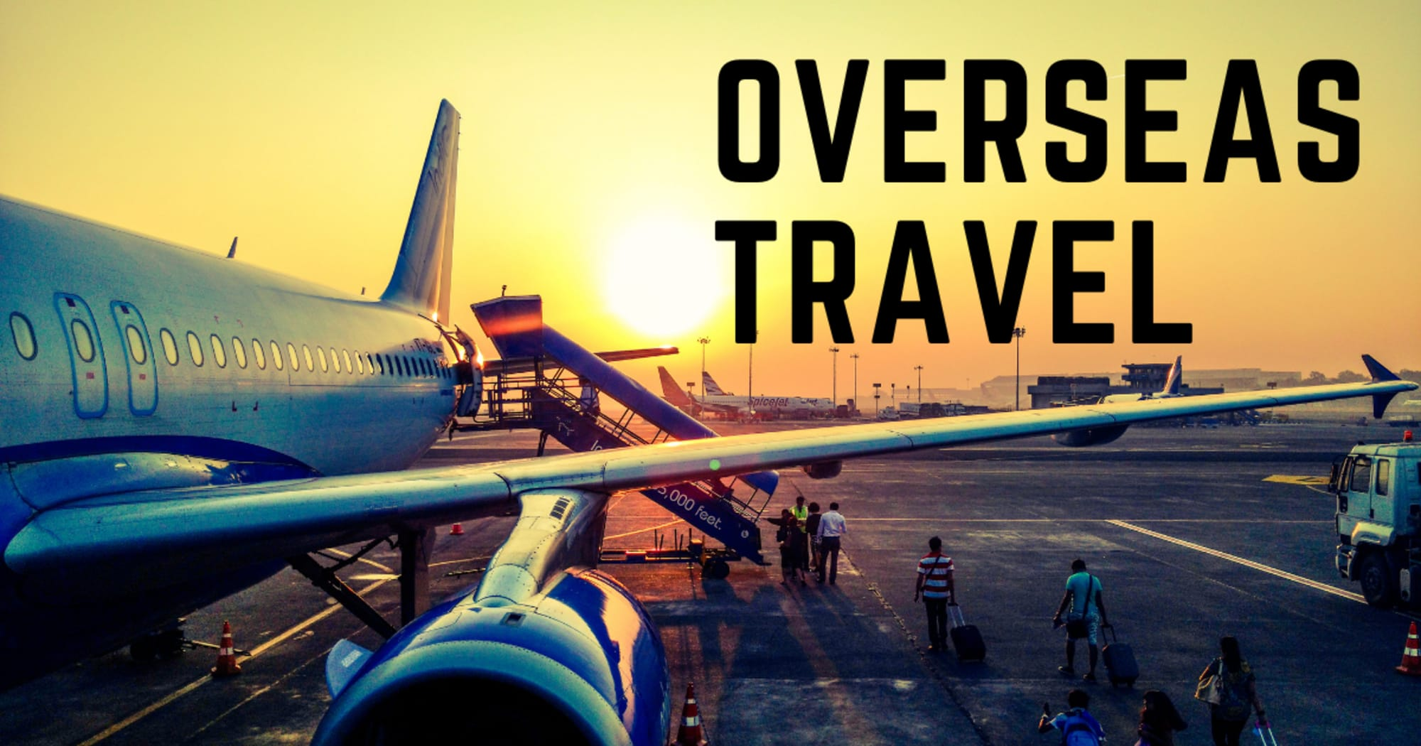 The airline industry hasn't collapsed, but that's the only good news for overseas travel