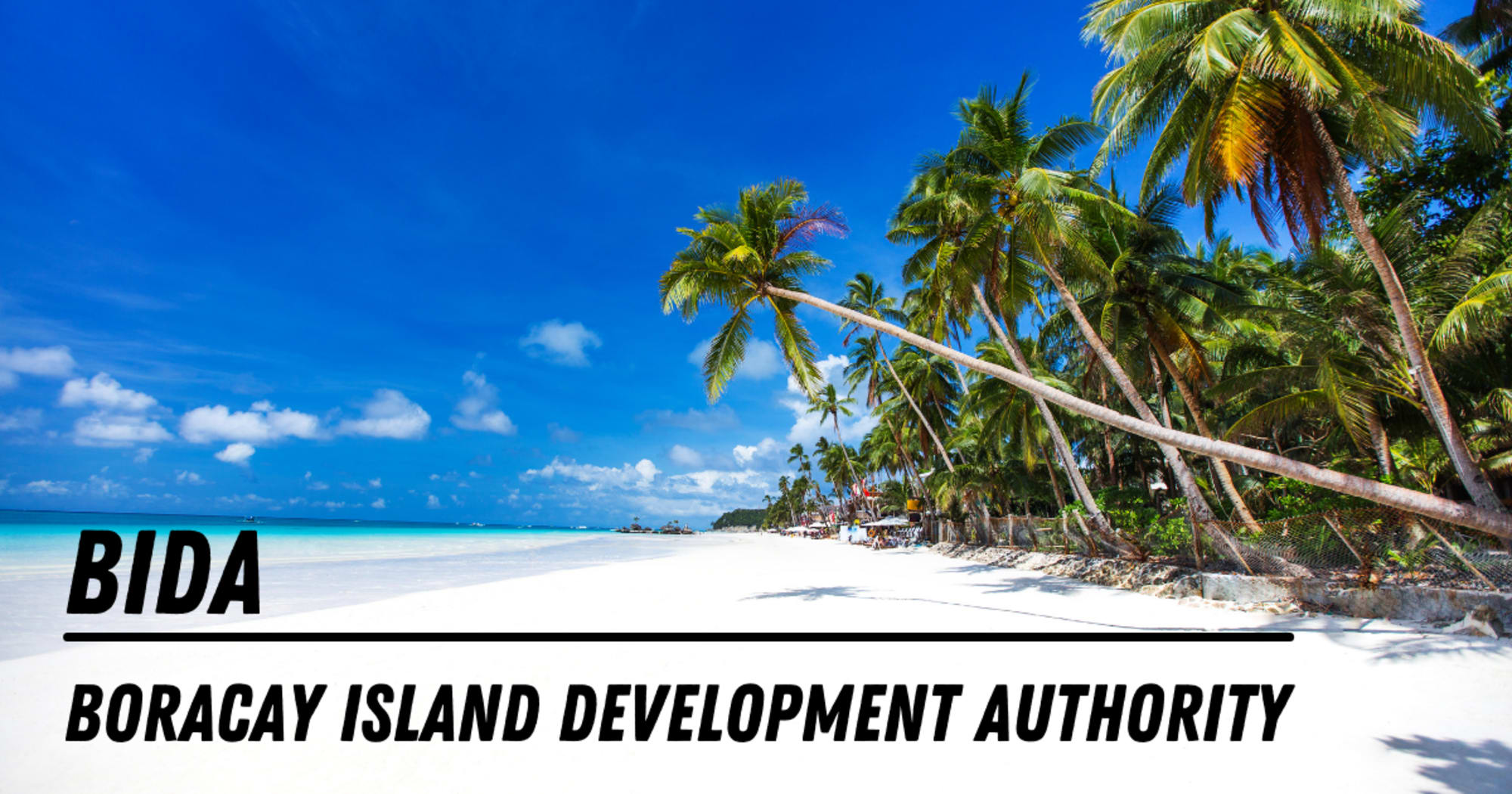 'Authority' proposed to oversee Boracay Island