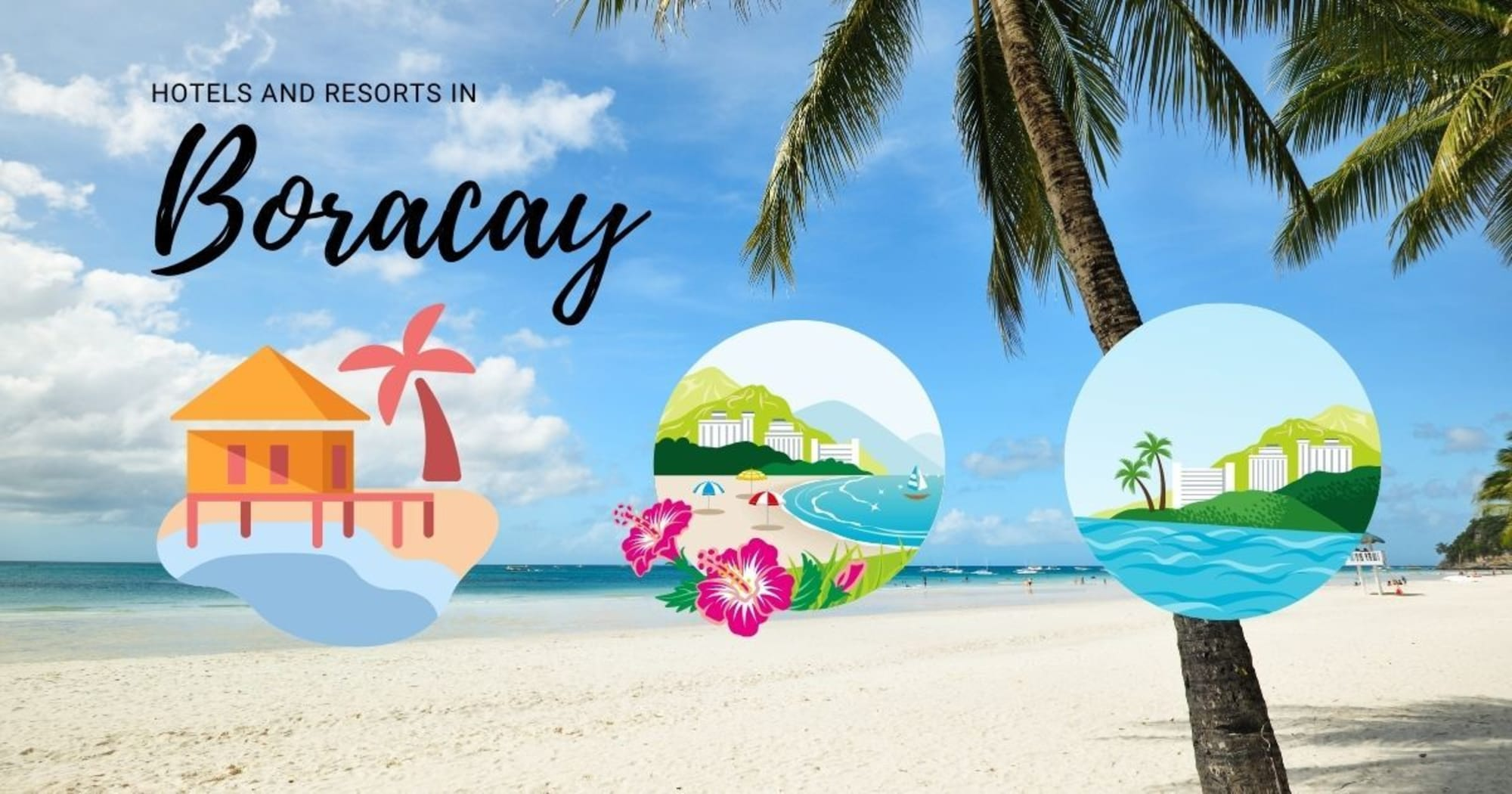 (UPDATED) 2021 Complete list, Easy to read, Alphabetical order, DOT-Accredited Accommodation Establishments in Boracay