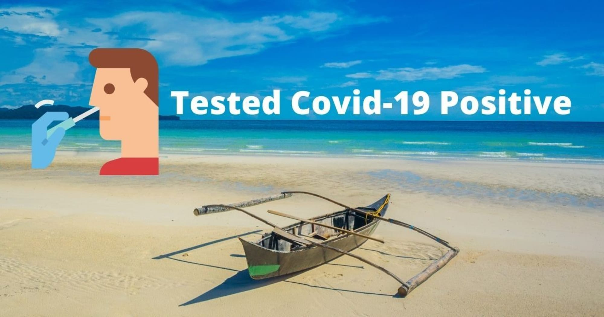 Boracay-based environment chief tested positive for COVID-19