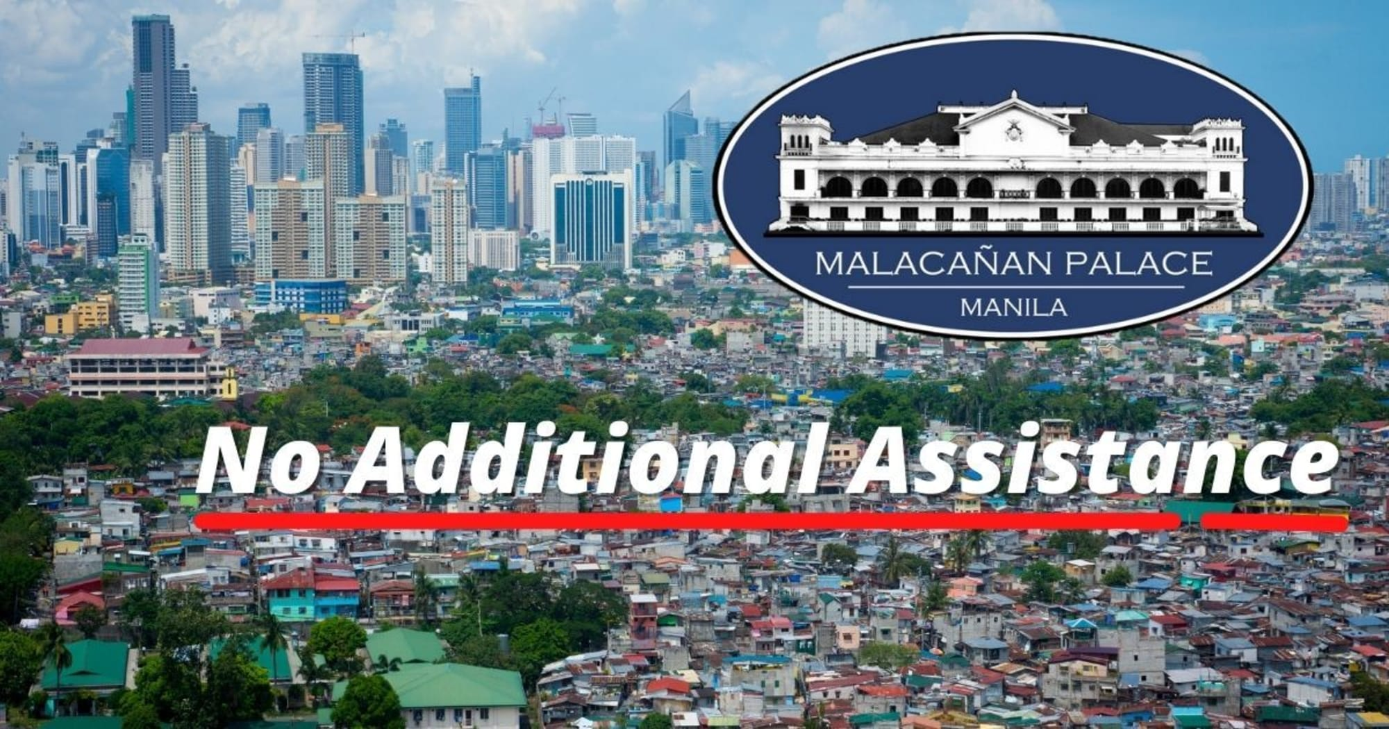 No additional assistance even if ECQ is extended in NCR Plus
