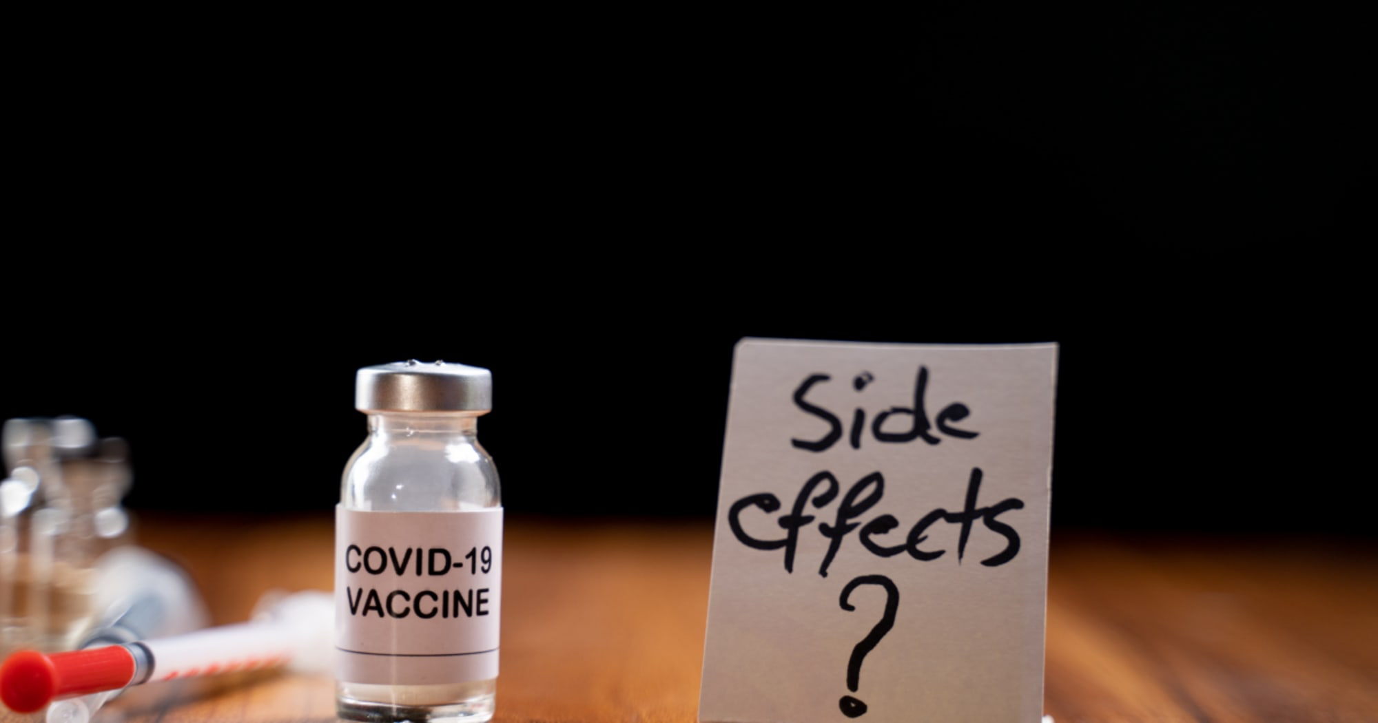 What COVID-19 vaccine side effects might I expect?