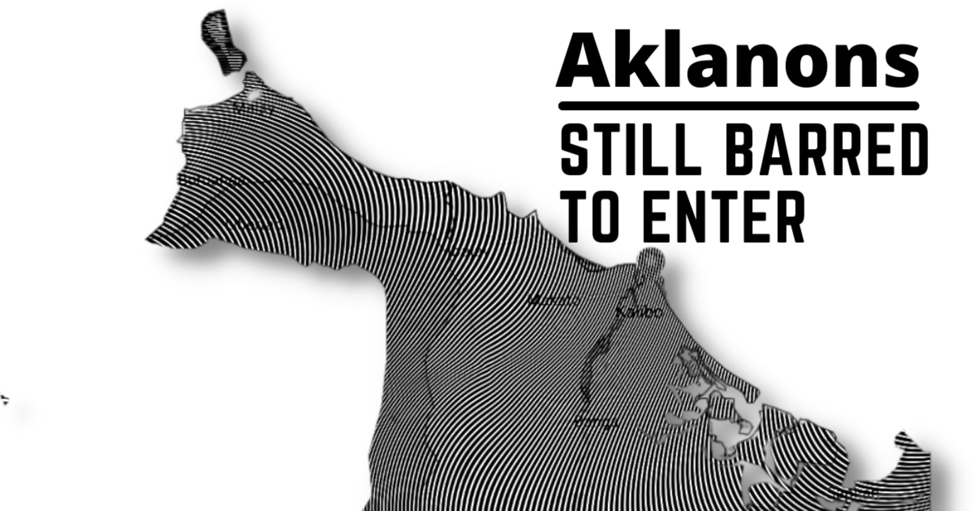 Aklanons coming from the NCR Plus Regions are still barred from entering Aklan -Aklan Governor