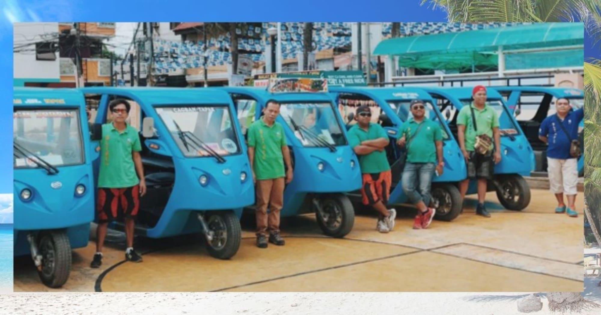 Boracay e-trike supplier urged to get proper accreditation