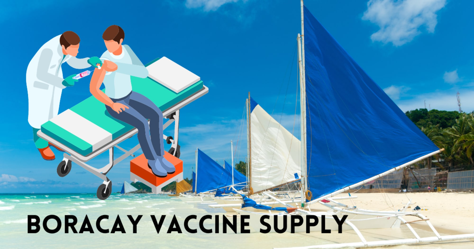 Boracay supply of vaccines is not enough