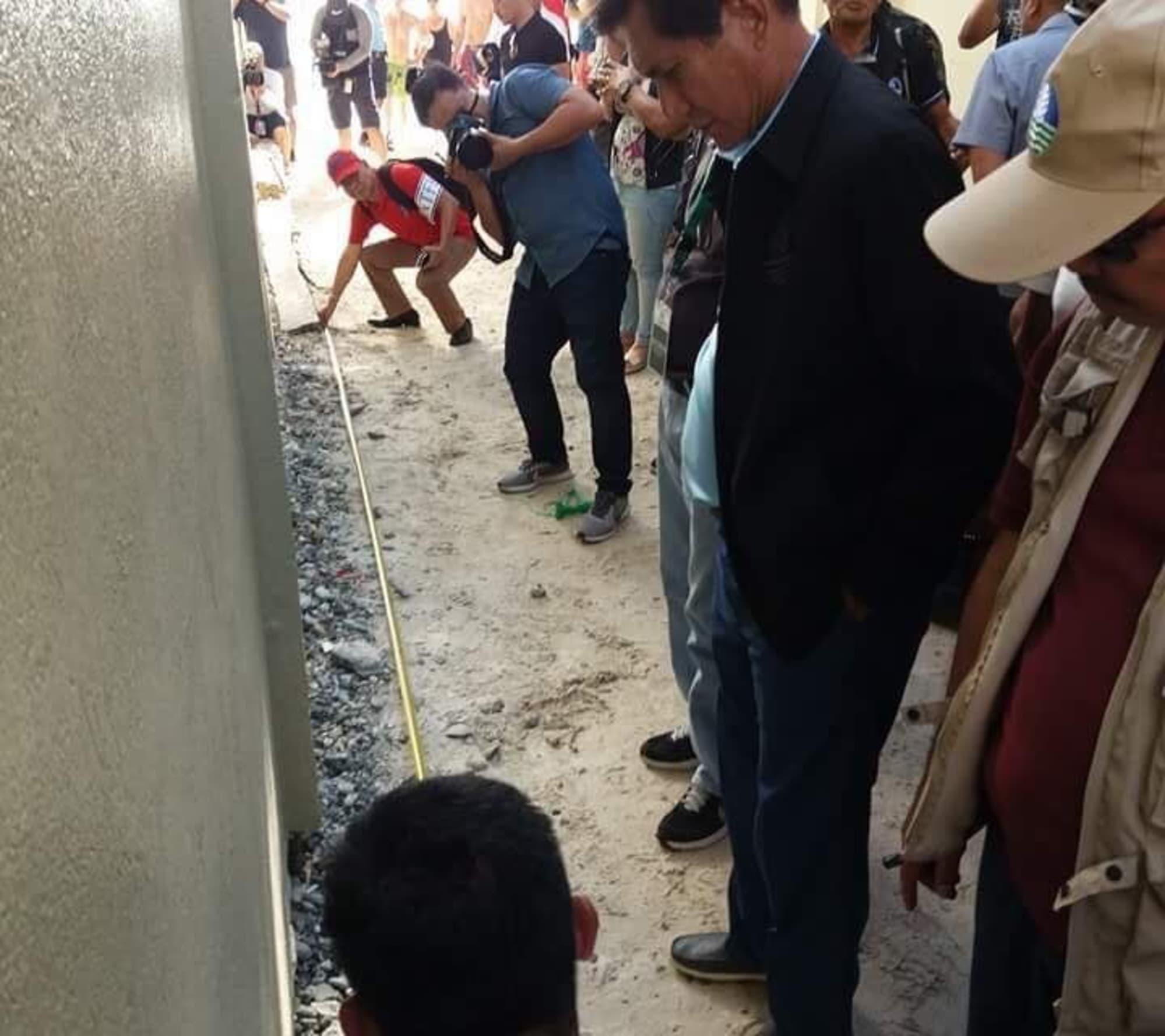 293 beachfront structures violates easement rule – DENR
