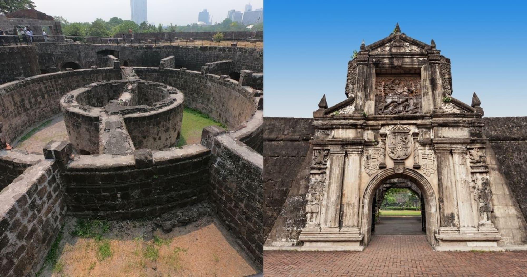 Intramuros to open Fort Santiago, Baluarte de San Diego to visitors today May 17 -DOT